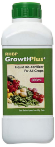 RHBP Growth Plus Liquid Bio Fertilizer For All Crop