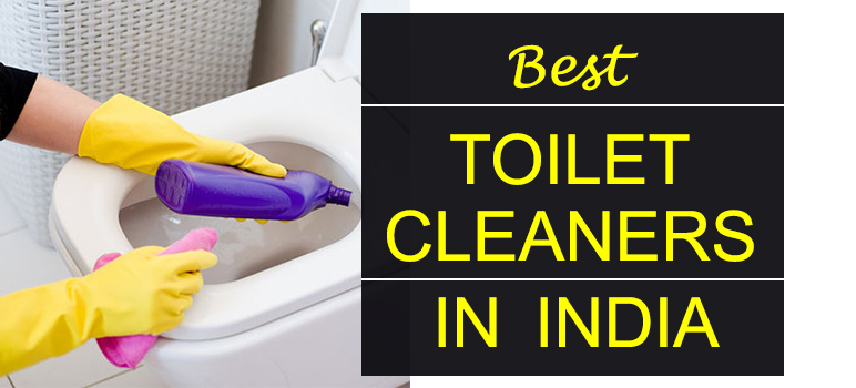 Top 5 Best Toilet Cleaners in India
