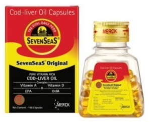 Best Cod Liver Oil in India