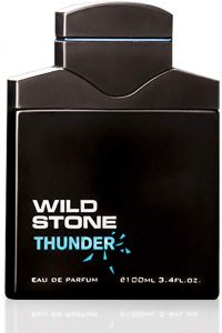 Wild Stone Thunder Eau De Perfume For Men