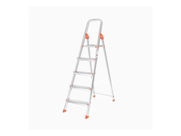 Bathla Advance 5-Step Foldable Aluminium Ladder
