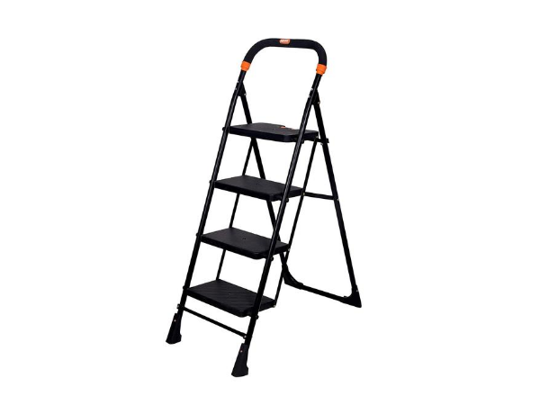 Magna Homewares Pollux 4 Steps Folding Ladder