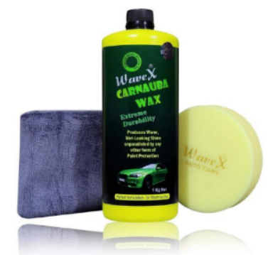 Wavex Brazilian Carnauba Wax Car Polish