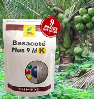 BASACOTE® Plus 9M (from Germany) Slow Release NPK Fertilizer