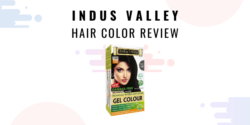 Indus valley hair color review
