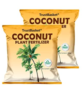 TrustBasket Coconut Plant Fertilizer