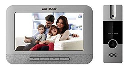 HIKVISION Video Door Phone with Photo Capture